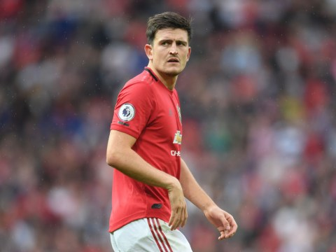 Harry Maguire turned down £278,000-a-week Man City offer to join Man Utd instead