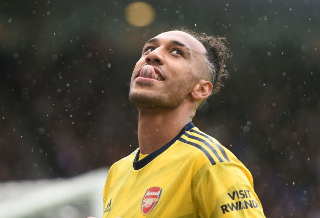 Ian Wright says Pierre-Emerick Aubameyang needs more support from Arsenal teammates