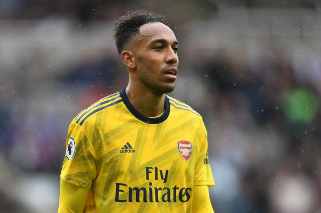 Pierre Emerick-Aubameyang joined Arsenal in 2018