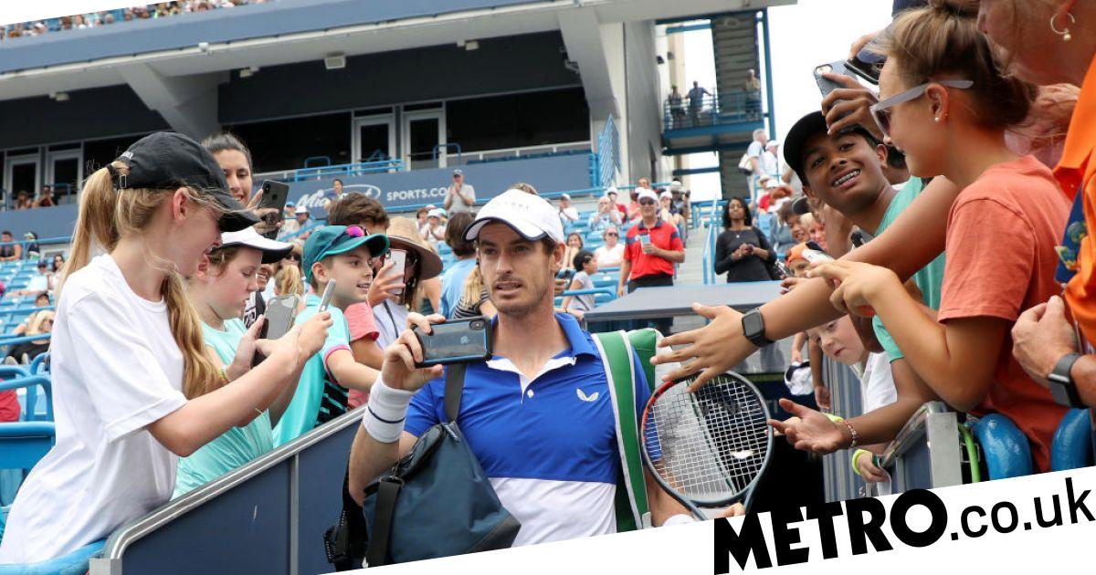 How Andy Murray fared on his singles comeback in Cincinnati | Metro News