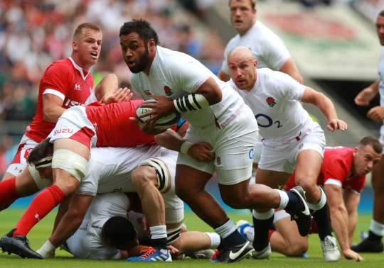 Billy Vunipola is likely to be England's key man in Japan