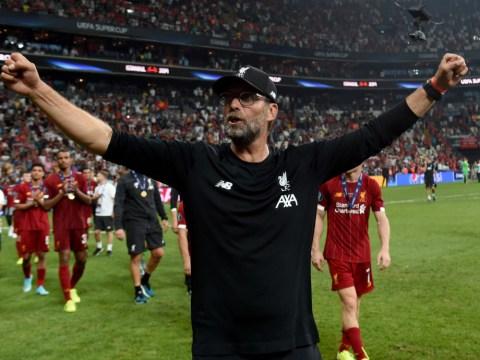 What Liverpool manager Jurgen Klopp told referee Stephanie Frappart about Super Cup penalty decision
