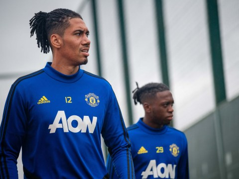 Chris Smalling set to join Roma in shock loan deal