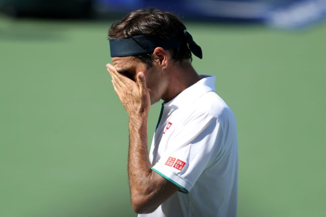 Roger Federer reacts to his quickest defeat for 16 years and reveals US Open plans