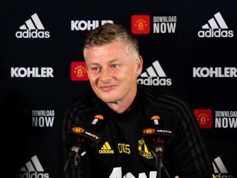 Ole Gunnar Solskjaer names Manchester United's best finisher