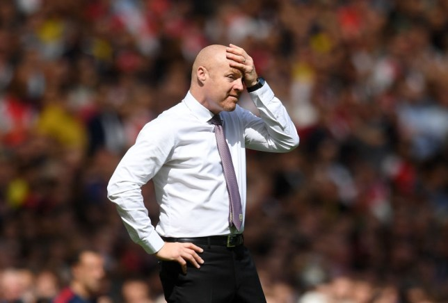 Arsenal news: Sean Dyche bemoans the state of football after Burnley defeat
