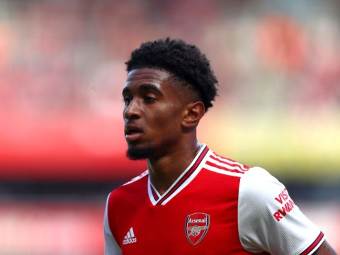Reiss Nelson sends message to Nicolas Pepe after losing his place in Arsenal side