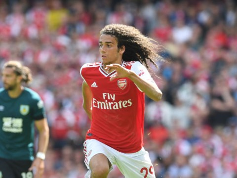 Matteo Guendouzi names the two Arsenal players who are like his 'big brothers' in London