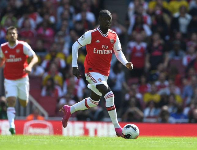 The real reason Liverpool did not fight Arsenal for record signing Nicolas Pepe