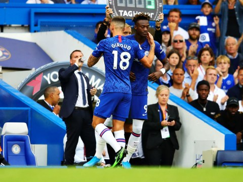 Chelsea 1-1 Leicester City: Ian Wright questions timing of Olivier Giroud substitution