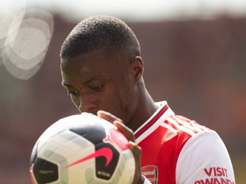 Jamie Carragher explains why Liverpool chose not to sign Nicolas Pepe as he makes first Arsenal start
