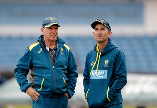 Justin Langer has explained Australia's changes for the third Ashes Test