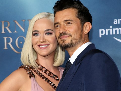 Katy Perry goes solo to Justin Bieber's wedding amid groom's 'feud' with fiancé Orlando Bloom