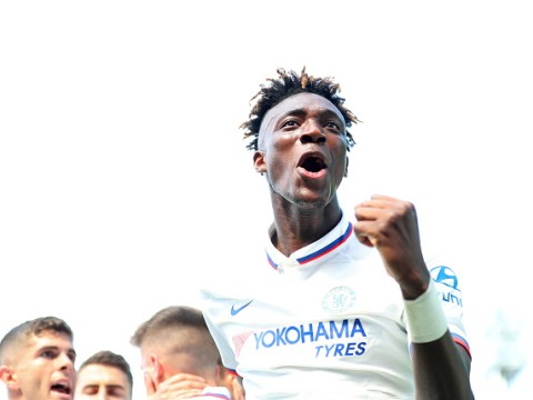 Chelsea captain Cesar Azpilicueta praises 'amazing' Tammy Abraham after brace against Norwich