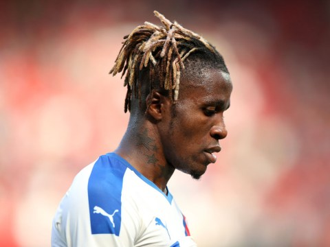Wilfried Zaha ruins Ashley Young with ridiculous skill in Man Utd v Crystal Palace clash