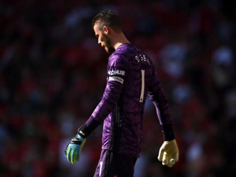 Manchester United eye Dominik Livakovic transfer as replacement for David de Gea