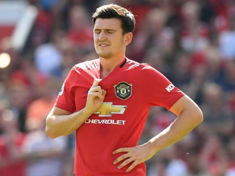 Gerard Pique hopes 'great defender' Harry Maguire can lead Manchester United to Premier League title