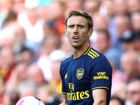 Unai Emery admits Nacho Monreal could leave Arsenal after Real Sociedad make late move