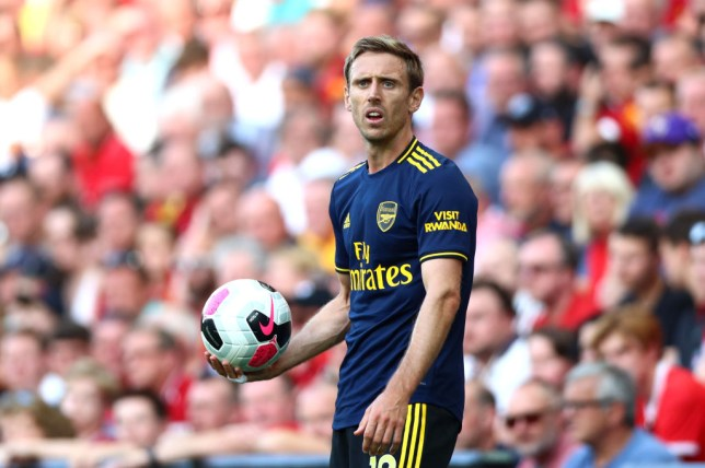 Unai Emery speaks out on Nacho Monreal reaching agreement to leave Arsenal