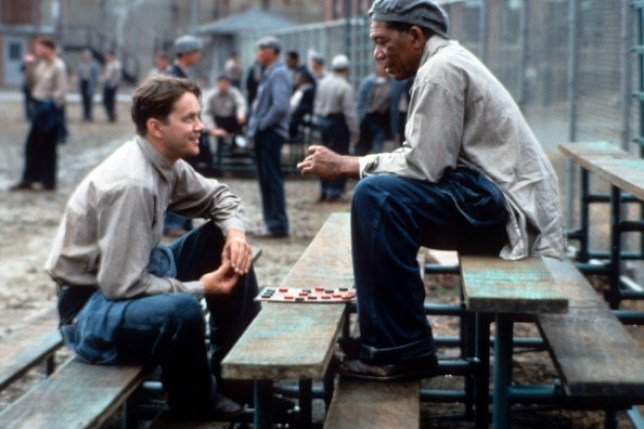 The Shawshank Redemption is returning to cinemas so dust off your Morgan Freeman impressions ready
