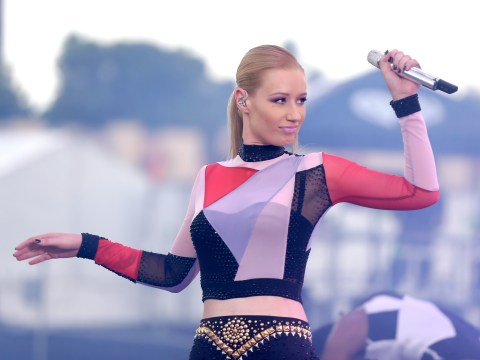 Iggy Azalea blames streaming for album flop after competing with Peppa Pig