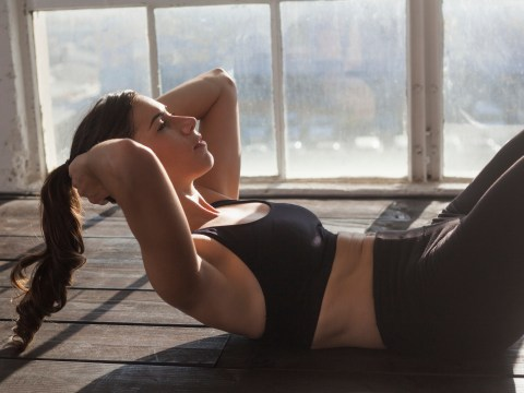 Daily Fitness Challenge: Can you do these sit-ups for more than a minute?