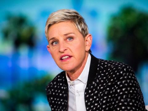 Ellen DeGeneres reveals neck injury, has no idea how she did it