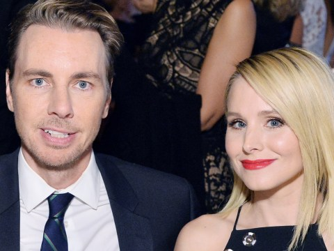 Dax Shephard and Kristen Bell troll magazine amid claims marriage is in trouble over 'addiction issues'