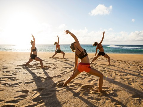 Five alternative fitness holidays that you need to book right now