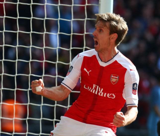 Nacho Monreal has joined Real Sociedad after six-and-a-half years at Arsenal