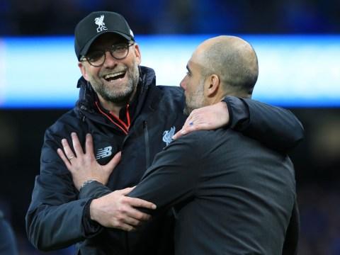 Pep Guardiola hits back at Liverpool boss Jurgen Klopp over Manchester City spending jibe