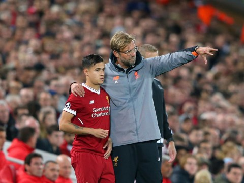 Jurgen Klopp ruled out Philippe Coutinho return to Liverpool due to Barcelona's enormous asking price