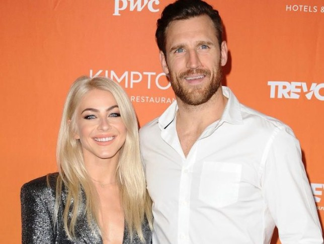 Julianne Hough S Husband Brooks Laich Hopes To Learn About