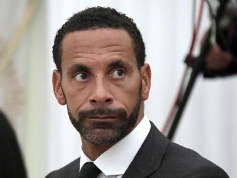 Manchester United legend Rio Ferdinand makes Premier League top four prediction