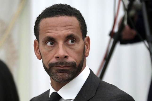 Man Utd great Rio Ferdinand has backed Manchester City to defend their Premier League title against Liverpool