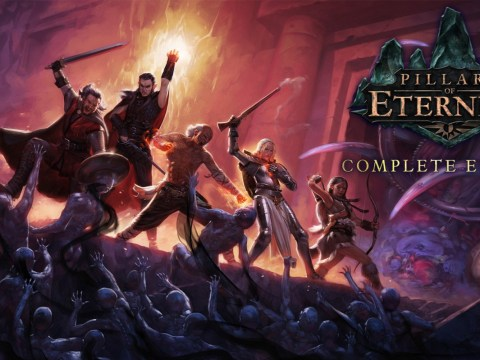 Pillars Of Eternity: Complete Edition Switch review – computer role-playing game