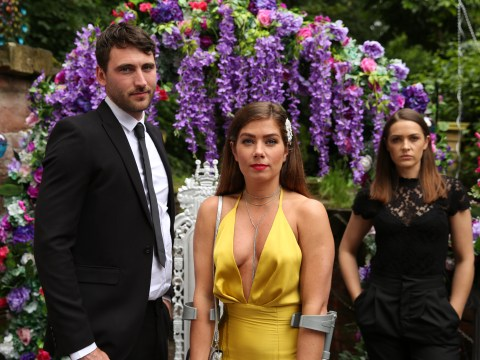 Nikki Sanderson returning to Coronation Street as Candice Stowe after Maxine Minniver's Hollyoaks exit?