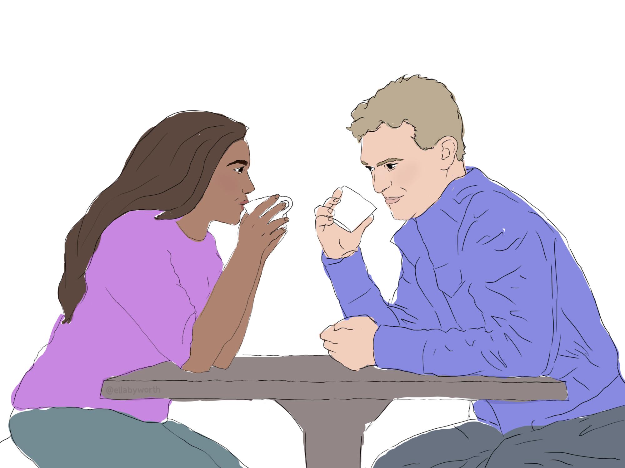 lydløs dating daglig post
