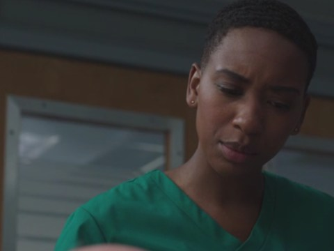 Casualty review and spoilers: Archie takes drastic action in acid attack