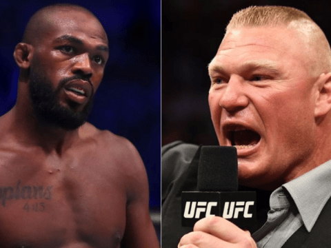 Jon Jones insists he would 'embarrass' Brock Lesnar after Kurt Angle stirs fight speculation