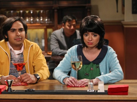 The Big Bang Theory star Kate Micucci switches science for museums with Supergirl role
