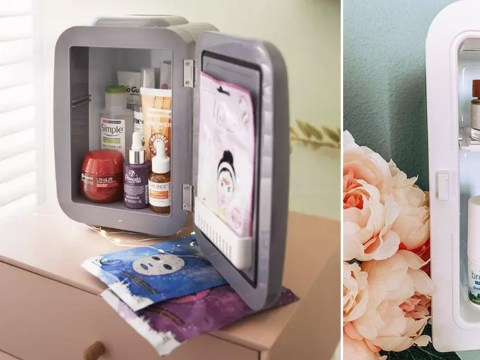 B&M is selling a beauty fridge for £34.99 and shoppers are loving it