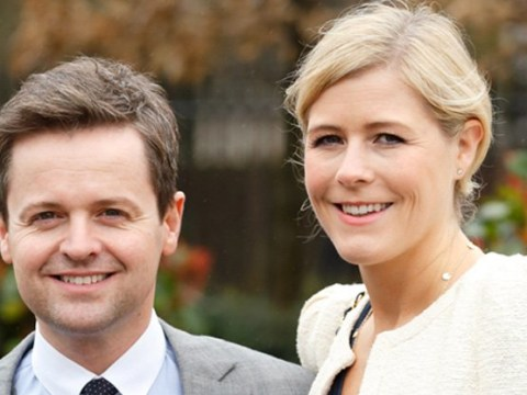 Declan Donnelly shares adorable wedding throwback with wife Ali Astall on 4th anniversary