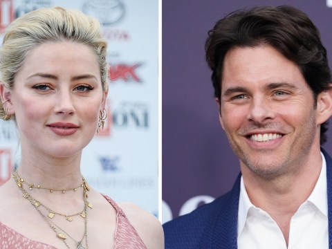 Amber Heard and James Marsden to star in remake of Stephen King's The Stand