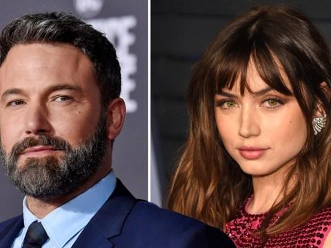 Ben Affleck and Bond girl Ana De Armas to star in murderous erotic thriller Deep Water