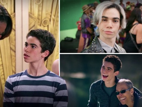Descendants 3 end credits pays emotional tribute to Cameron Boyce: 'You mean everything to us'