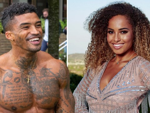 Love Island's Amber Gill all smiles as she reunites with Michael Griffiths days after win