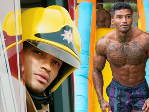 Love Island's Michael Griffiths admits his firefighter bosses need to 'speak to' him