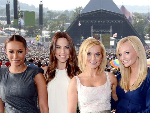 Mel B adamant full Spice Girls reunion will happen for 50th anniversary of Glastonbury and just yes