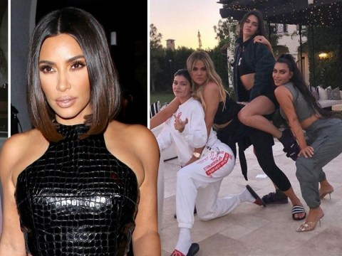 Kim Kardashian pays tribute to siblings in honour of National Sister Day and it's too cute